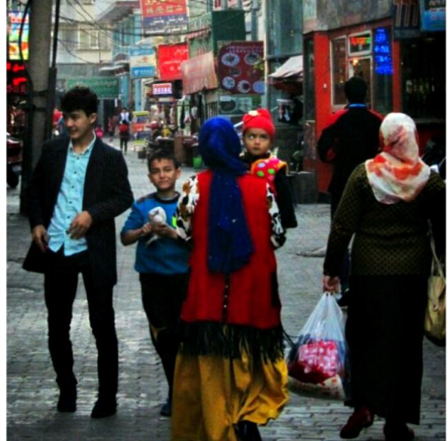 Урумчи / Китай /уйгуры
