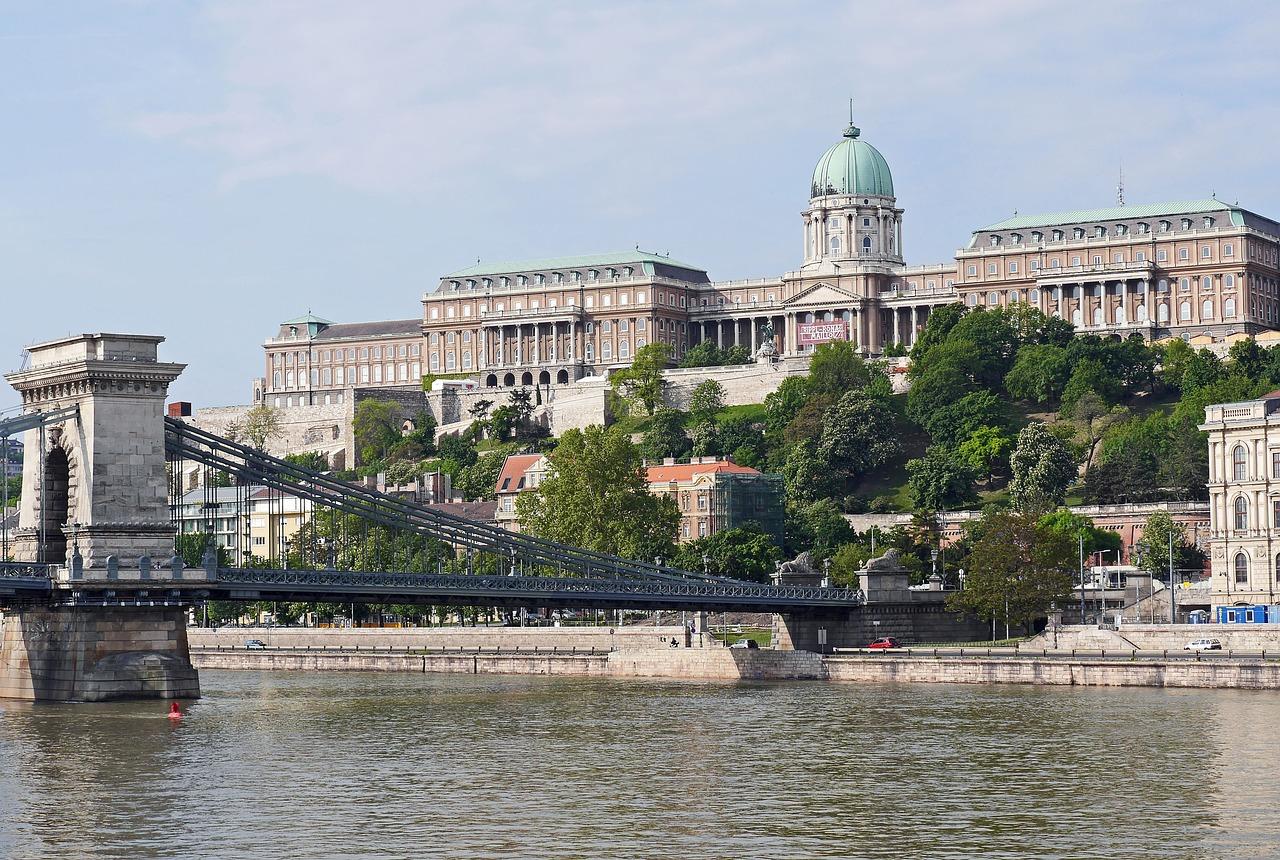 Будапешт. Будайский замок