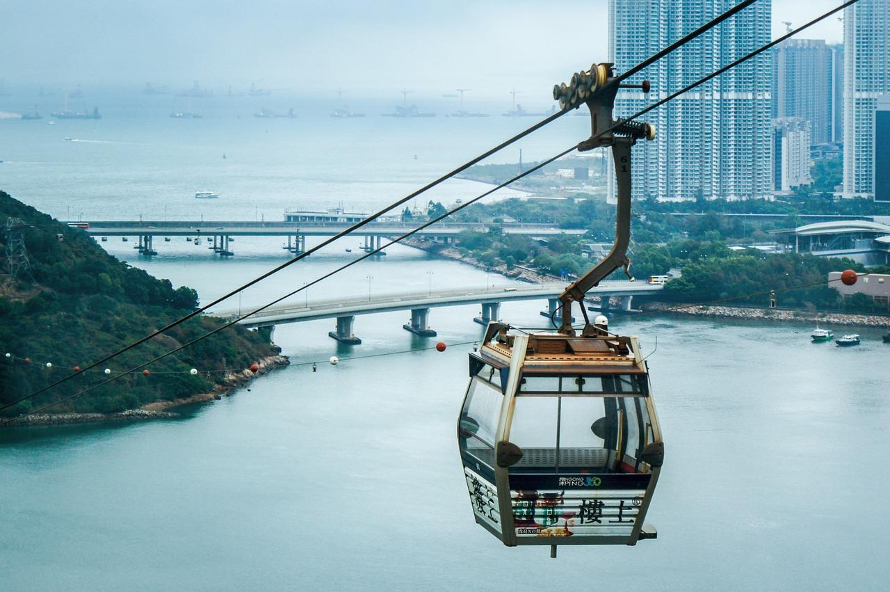Гонконг Остров Лантау