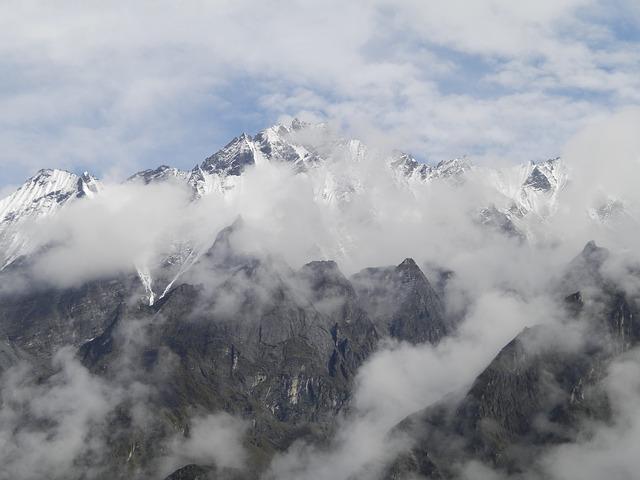 nepal-Гималаи