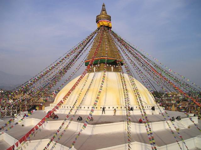 nepal-Ступа Боднатх