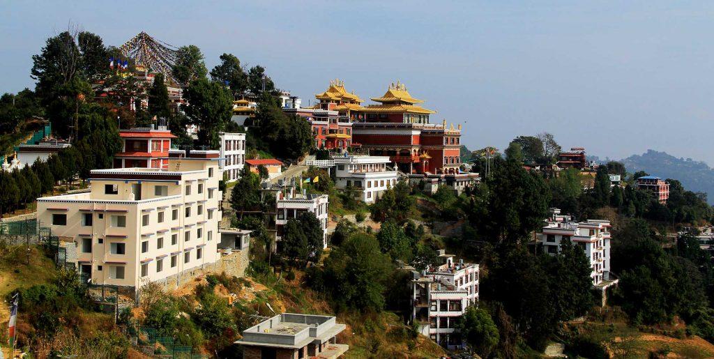Монастырь Namo Buddha