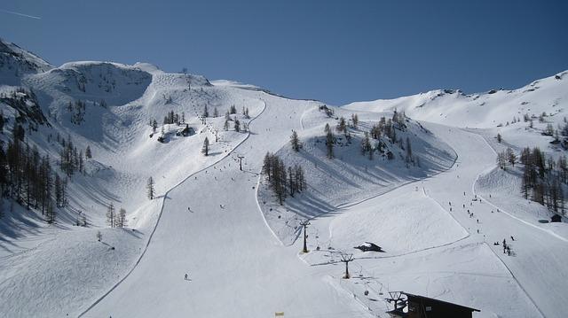 горнолыжные трассы Австрии